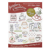 Kitch'N Stitch'N Iron-On Embroidery Patterns